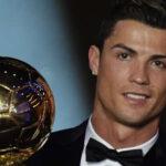 Cristiano Ronaldo gana por cuarta vez el 'Balón de Oro'