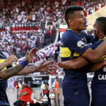 Boca gana a River en destacada tarde de Tevez, que marca dos goles