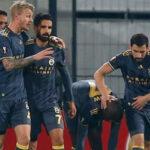 El Feyenoord de Renato Tapia fue eliminado de la Europa League