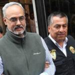 Manuel Burga fue trasladado al aeropuerto para ser extraditado a Estados Unidos