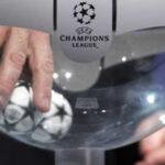 Champions League: Sorteo, día, hora y canal en vivo de los octavos de final