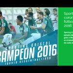 Conmebol destaca título logrado por Sporting Cristal