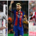 FIFA: Cristiano, Griezmann y Messi candidatos finalistas a mejor jugador