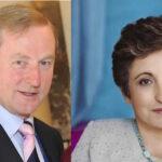 David Trimble y Shirin Ebadi irán a Cumbre de Premios Nobel de la Paz