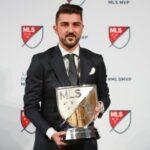 David Villa elegido mejor jugador de la temporada en Estados Unidos