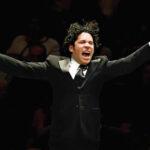 Dudamel entusiasmó en Concierto de Año Nuevo deFilarmónica de la Viena