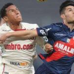 Universitario vence 3-2 a Municipal y alcanza el tercer lugar del Descentralizado