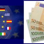 El euro se deprecia tras los débiles datos de inflación en la eurozona
