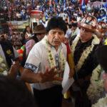 Bolivia: Evo Morales acepta buscar la reelección en los comicios del 2019