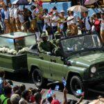 Fidel Castro fue enterrado en Santiago de Cuba (VIDEO)