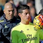 James Rodríguez: PSG no desea fichar a jugador del Real Madrid