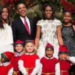 EEUU: Los Obama evocan valor de la acogida en último mensaje de Navidad