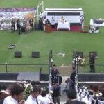 Alianza Lima: Misa recordaba tragedia y el cura pidió a jugadores 'más entrega'