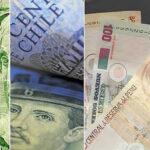 Cotización del dólar estadounidense frente a las monedas latinoamericanas