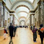 El Louvre el museo más seguido en Facebook reina en el Twitter francés