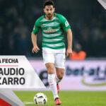 Bundesliga: Claudio Pizarro es elegido el mejor jugador de la jornada 14°