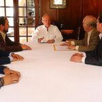 Presidente Kuczynski resaltó diálogo con bancada de Acción Popular