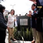 Ecuador Inauguran plaza para recordar a víctimas de violaciones de DDHH