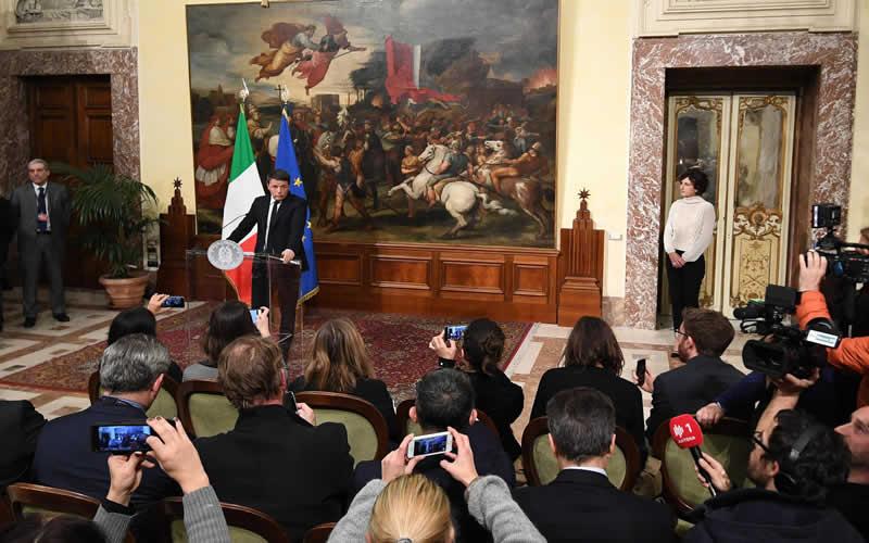 Renzi-conferencia