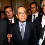 """Jaime Saavedra: """"No hay lugar a una renuncia, el Congreso decidirá"""""""