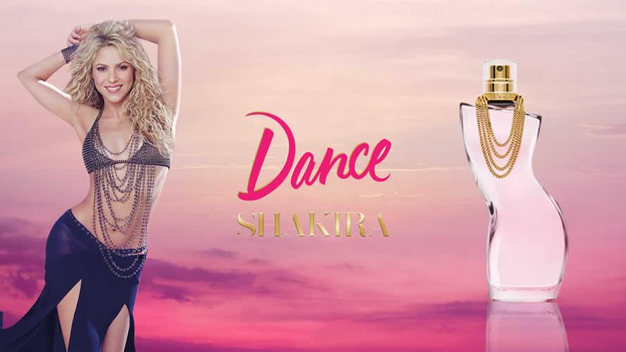 Shakira perfume Dance