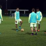 Alianza Lima: Alonso Tamariz en pos del primer equipo