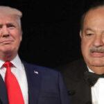 EEUU: Trump confirma reunión con el magnate mexicano Carlos Slim