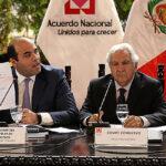 Zavala: Gobierno tiene metas concretas a dos años en materia de seguridad