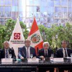 Acuerdo Nacional: Gobierno propone 10,000 nuevos policías en las calles