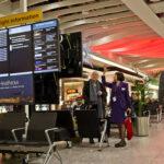 R. Unido: Personal de 18 aeropuertos hará huelga el 23 y 24