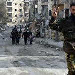 Siria: Alto el fuego prevalece en 90% de zonas incluidas en la tregua (VIDEO)