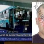 Maleantes asesinan a policía de civil que intentó frustrar asalto a bus