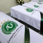 Chapecoense: Preparan un funeral colectivo en estadio para el sábado (VIDEO)
