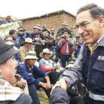 Apurímac: Gobierno prioriza 158 proyectos de desarrollo para Cotabambas