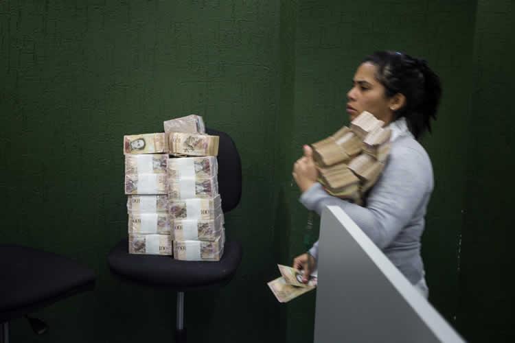 banco venezolanos-bolivares
