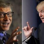 Bill Gates encabeza rebelión de millonarios contra Trump: energía limpia