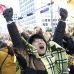 Corea del Sur: El Parlamento destituye a la presidenta Park Geun-hye