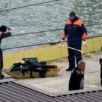 """Hallan """"caja negra"""" del avión ruso siniestrado en el mar Negro"""