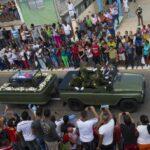 Cuba: Cortejo fúnebre con restos de Fidel Castro llegó a Camaguey (VIDEO)
