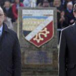 François Hollande nombra primer ministro a Bernard Cazeneuve
