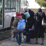La última tanda de evacuados abandona el este de Alepo, según ONG