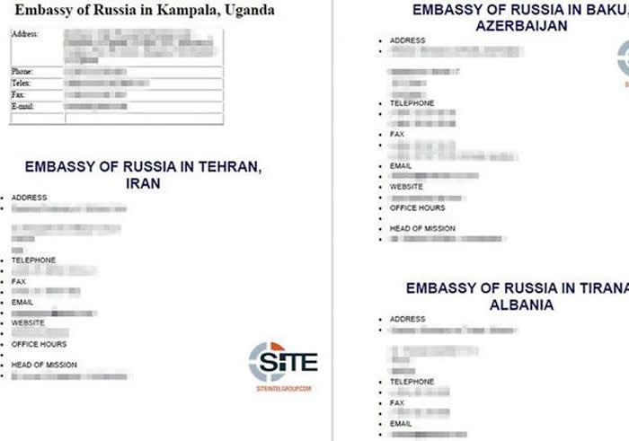 consulados rusos