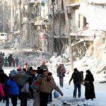 Rusia ofrece a la ONU establecer 4 corredores humanitarios en Alepo