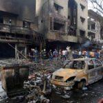 Irak: Al menos 28 muertos y 53 heridos por dos explosiones en Bagdad
