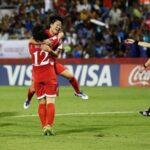 Corea del Norte vence a Francia y se proclama campeona del mundo