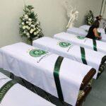 Chapecoense: Finaliza identificación en Colombia de 71 muertos en avión