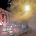 Siria: Atacan embajada de Rusia con dos proyectiles de mortero (VIDEO)