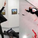 Turquía: Asesino de embajador ruso era un policía asignado a su custodia (VIDEO)
