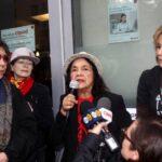Jane Fonda pide a Trump apoye a los amerindios contra polémico oleoducto