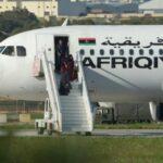 Todos los pasajeros abandonaron el avión libio secuestrado y desviado a Malta